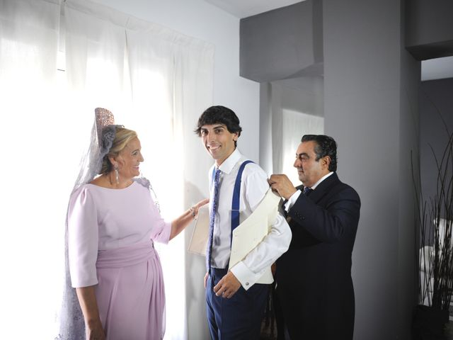 La boda de Triunfo y Beatriz en Plasencia, Cáceres 5