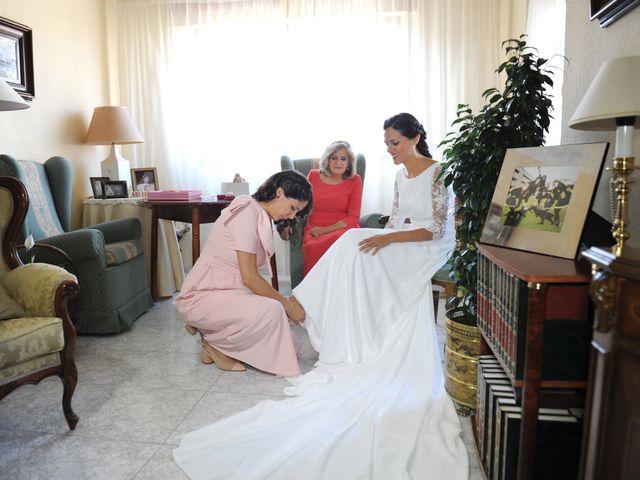 La boda de Triunfo y Beatriz en Plasencia, Cáceres 10