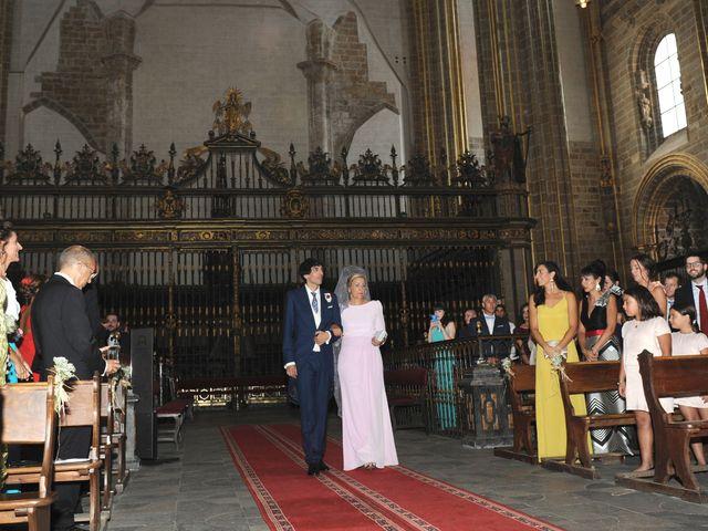 La boda de Triunfo y Beatriz en Plasencia, Cáceres 15