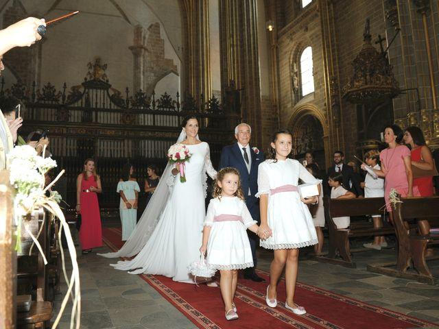 La boda de Triunfo y Beatriz en Plasencia, Cáceres 17
