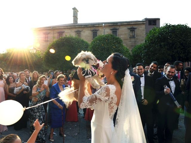 La boda de Triunfo y Beatriz en Plasencia, Cáceres 38
