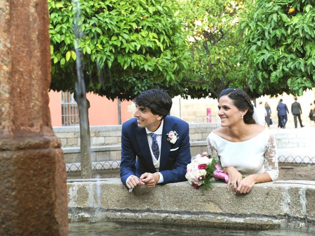 La boda de Triunfo y Beatriz en Plasencia, Cáceres 39