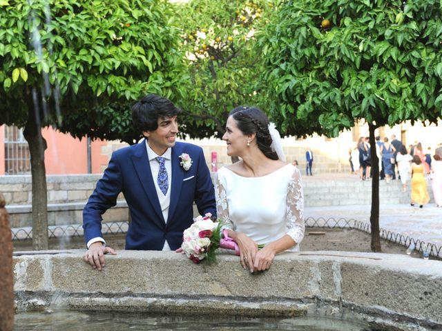 La boda de Triunfo y Beatriz en Plasencia, Cáceres 40