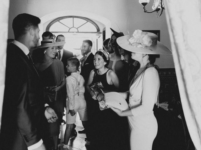 La boda de Miguel y Elena en Llerena, Badajoz 19