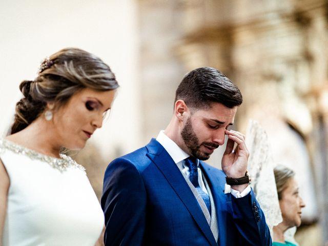 La boda de Miguel y Elena en Llerena, Badajoz 28