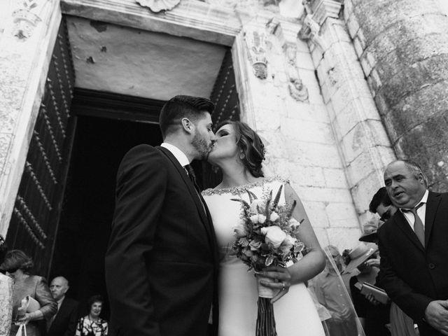 La boda de Miguel y Elena en Llerena, Badajoz 33