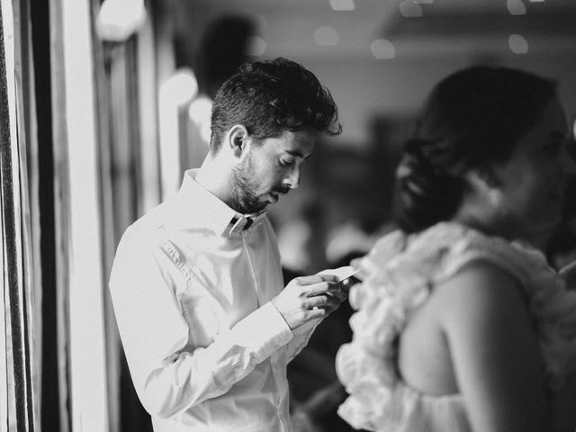 La boda de Miguel y Elena en Llerena, Badajoz 45