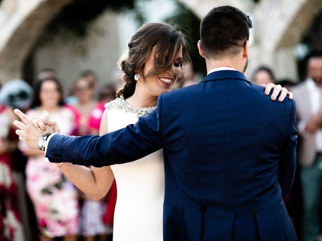 La boda de Miguel y Elena en Llerena, Badajoz 51