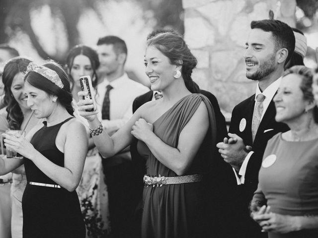 La boda de Miguel y Elena en Llerena, Badajoz 55