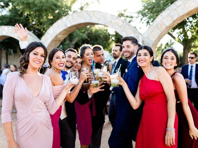 La boda de Miguel y Elena en Llerena, Badajoz 57