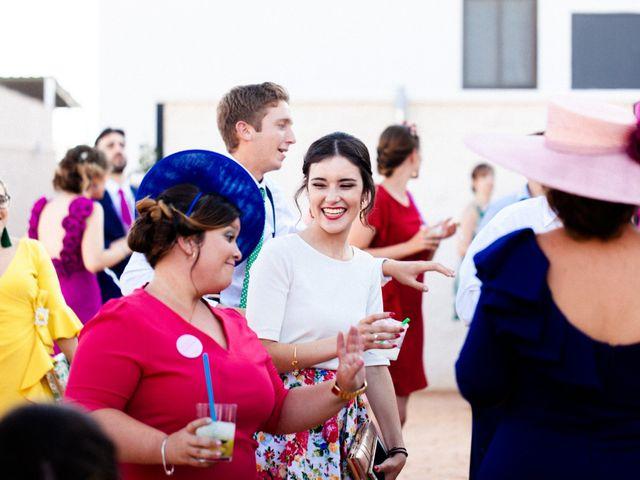 La boda de Miguel y Elena en Llerena, Badajoz 58