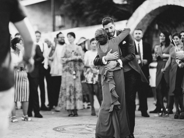 La boda de Miguel y Elena en Llerena, Badajoz 63
