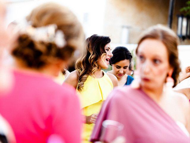 La boda de Miguel y Elena en Llerena, Badajoz 66