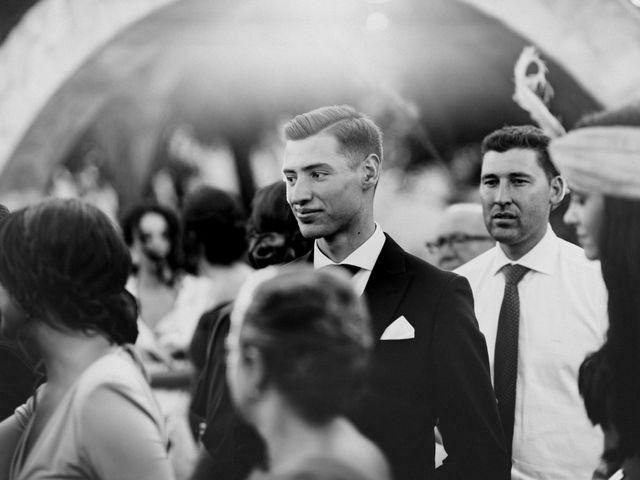 La boda de Miguel y Elena en Llerena, Badajoz 72