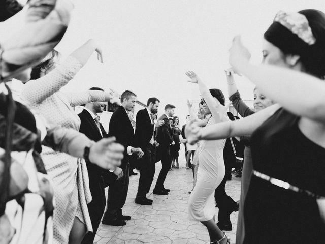 La boda de Miguel y Elena en Llerena, Badajoz 74