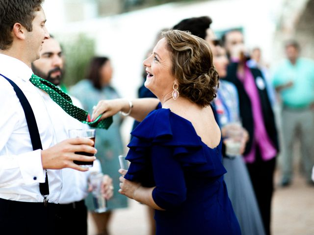 La boda de Miguel y Elena en Llerena, Badajoz 82