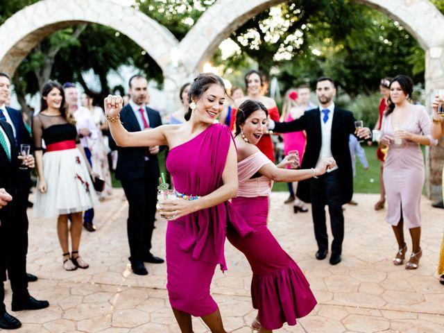 La boda de Miguel y Elena en Llerena, Badajoz 83