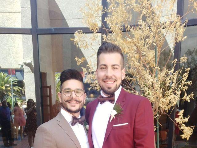 La boda de Josue y Francisco en Santa Cruz De Tenerife, Santa Cruz 1