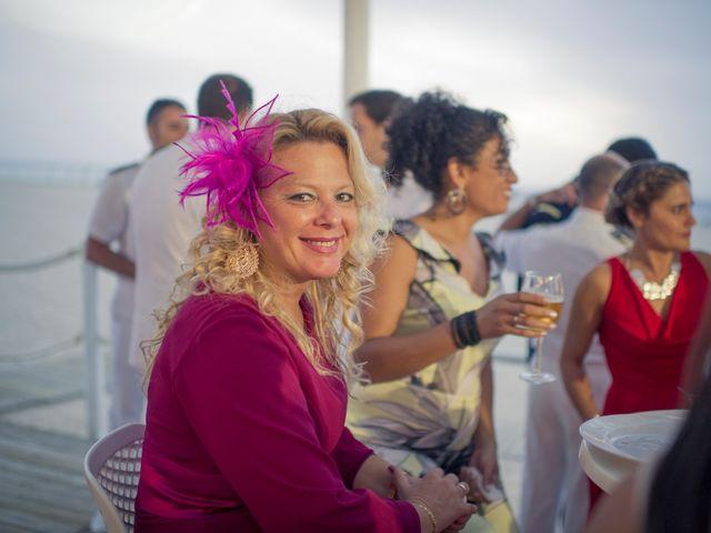 La boda de Roberto y Pina en Zahara De Los Atunes, Cádiz 40
