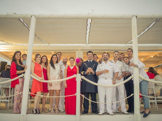 La boda de Roberto y Pina en Zahara De Los Atunes, Cádiz 42