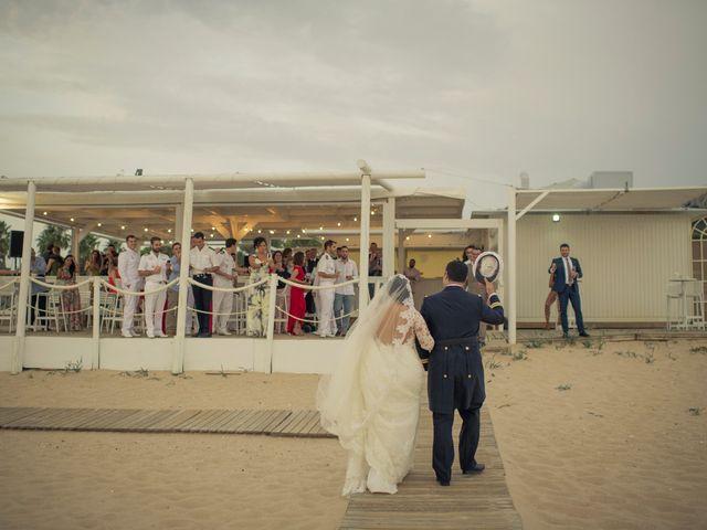 La boda de Roberto y Pina en Zahara De Los Atunes, Cádiz 59