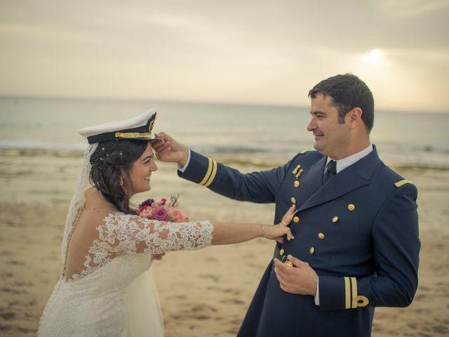 La boda de Roberto y Pina en Zahara De Los Atunes, Cádiz 65