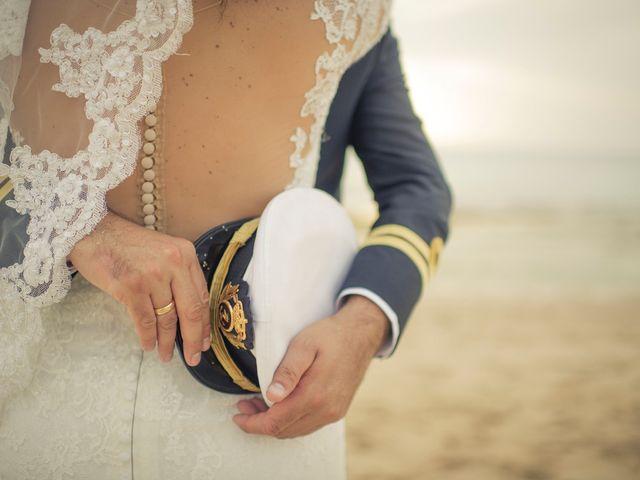 La boda de Roberto y Pina en Zahara De Los Atunes, Cádiz 1