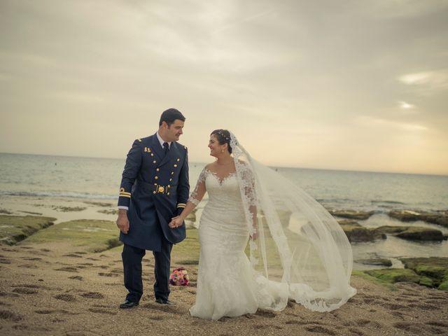 La boda de Roberto y Pina en Zahara De Los Atunes, Cádiz 69