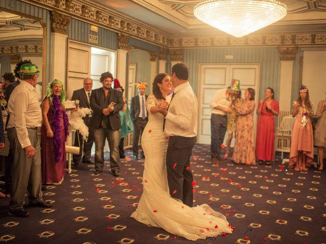 La boda de Roberto y Pina en Zahara De Los Atunes, Cádiz 76