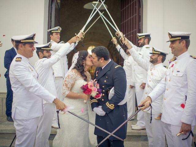 La boda de Roberto y Pina en Zahara De Los Atunes, Cádiz 77