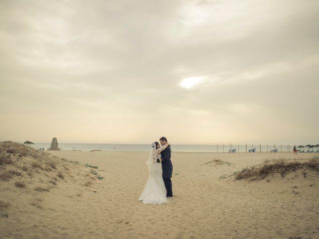 La boda de Roberto y Pina en Zahara De Los Atunes, Cádiz 78