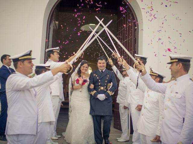 La boda de Roberto y Pina en Zahara De Los Atunes, Cádiz 80