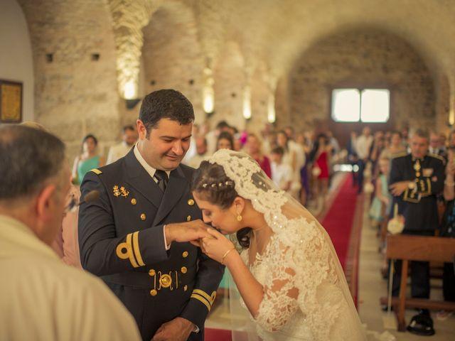 La boda de Roberto y Pina en Zahara De Los Atunes, Cádiz 82
