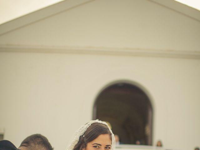 La boda de Roberto y Pina en Zahara De Los Atunes, Cádiz 87