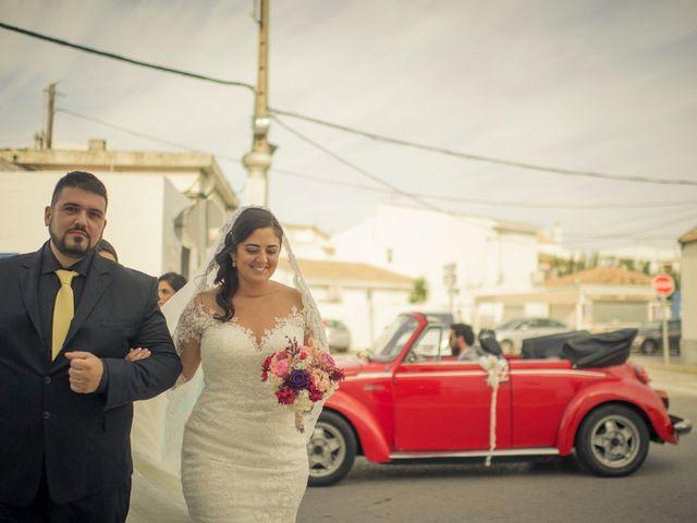 La boda de Roberto y Pina en Zahara De Los Atunes, Cádiz 88