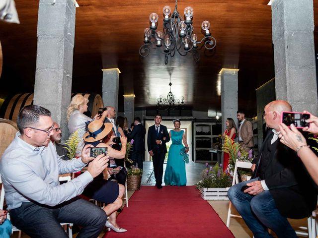 La boda de Jesús y Sara en Cambados, Pontevedra 21