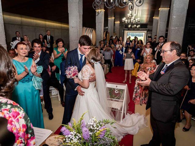 La boda de Jesús y Sara en Cambados, Pontevedra 33