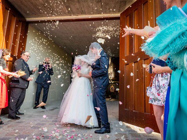 La boda de Jesús y Sara en Cambados, Pontevedra 36