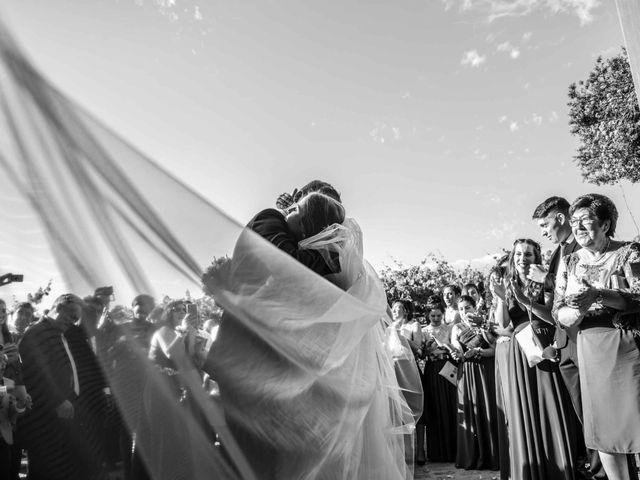 La boda de Jesús y Sara en Cambados, Pontevedra 37