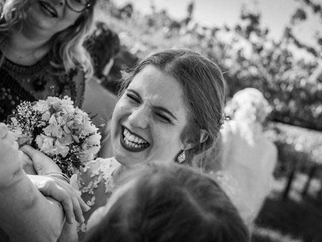 La boda de Jesús y Sara en Cambados, Pontevedra 38