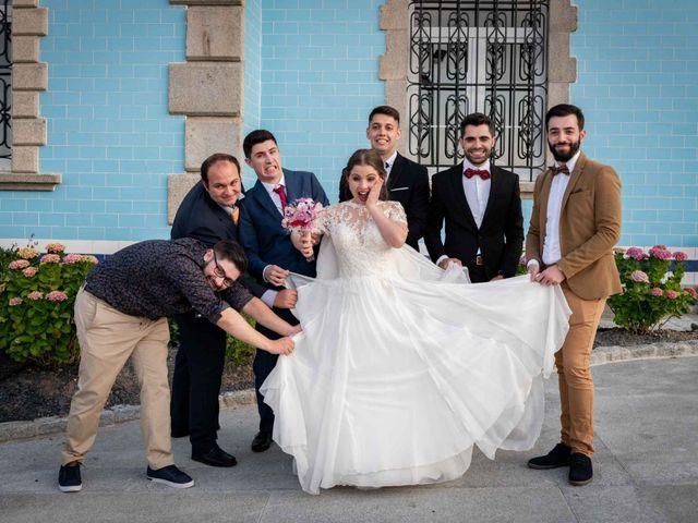 La boda de Jesús y Sara en Cambados, Pontevedra 42