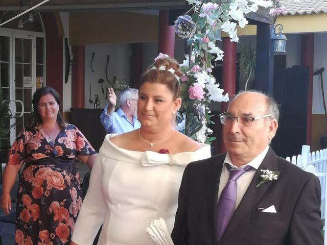 La boda de Jaime  y Mercedes en Almensilla, Sevilla 1
