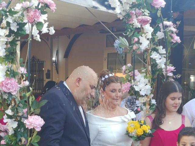 La boda de Jaime  y Mercedes en Almensilla, Sevilla 2
