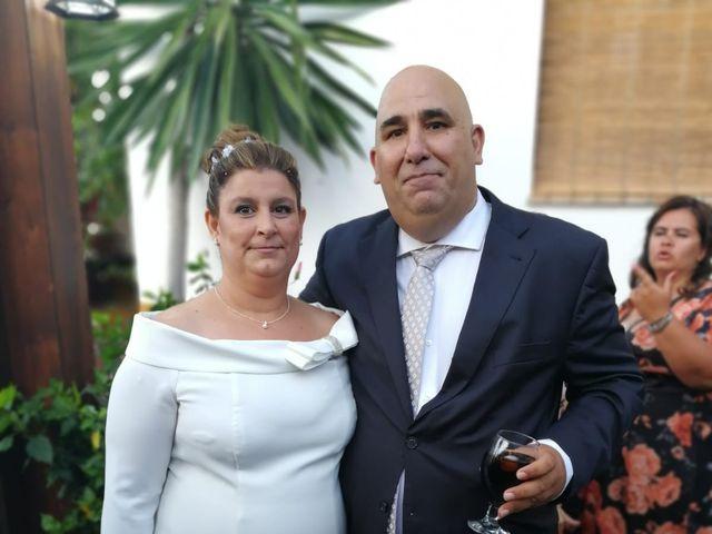 La boda de Jaime  y Mercedes en Almensilla, Sevilla 3