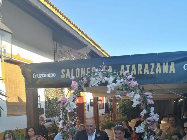 La boda de Jaime  y Mercedes en Almensilla, Sevilla 4