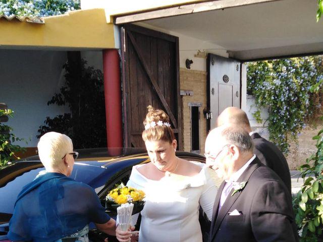 La boda de Jaime  y Mercedes en Almensilla, Sevilla 5