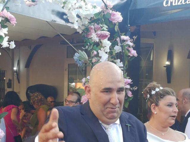 La boda de Jaime  y Mercedes en Almensilla, Sevilla 6