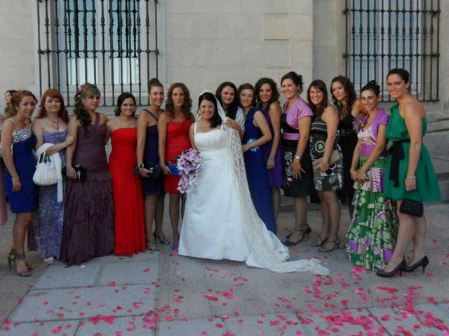La boda de Sergio y Noelia en Segovia, Segovia 2