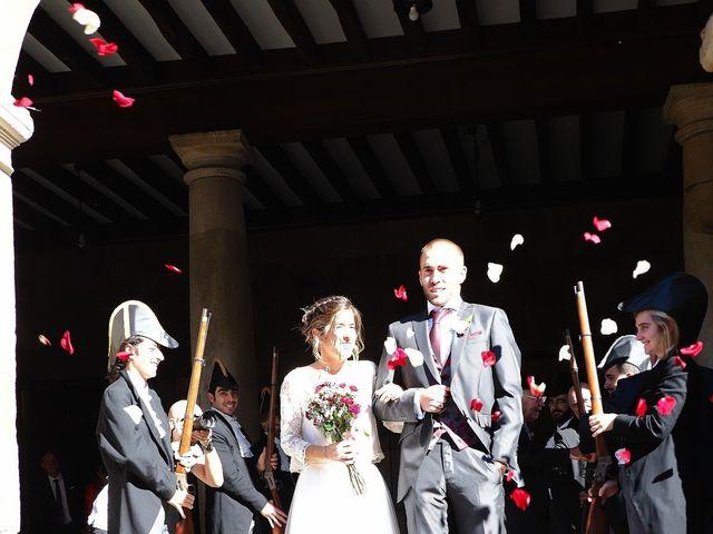 La boda de Josu y Andrea en Elorrio, Vizcaya 1