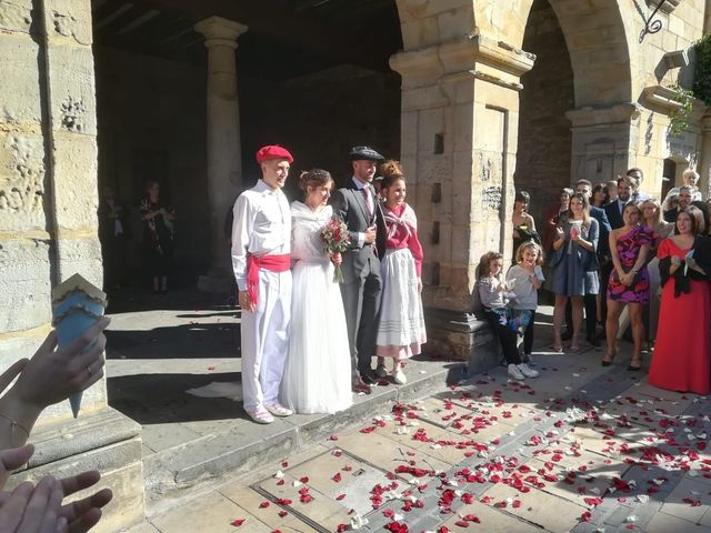 La boda de Josu y Andrea en Elorrio, Vizcaya 5